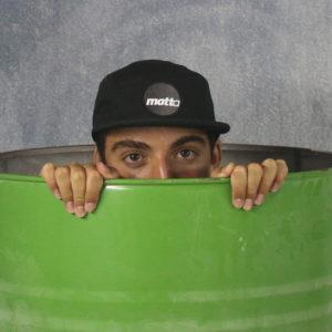 HAT_round_5panel