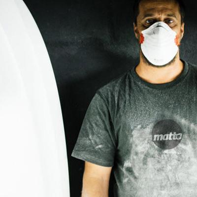 MATTA MTT round stripe logo