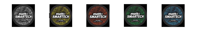 MATTA SMARTech colors logos