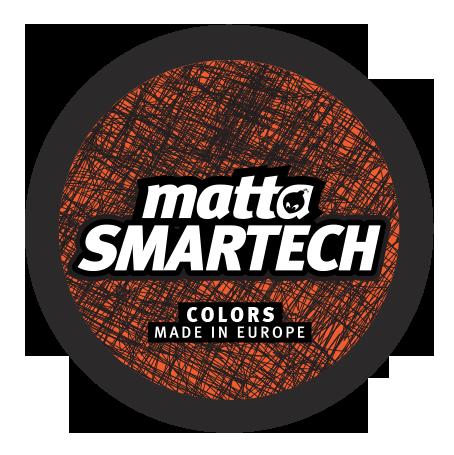 MATTA SMARTech COLORS logo