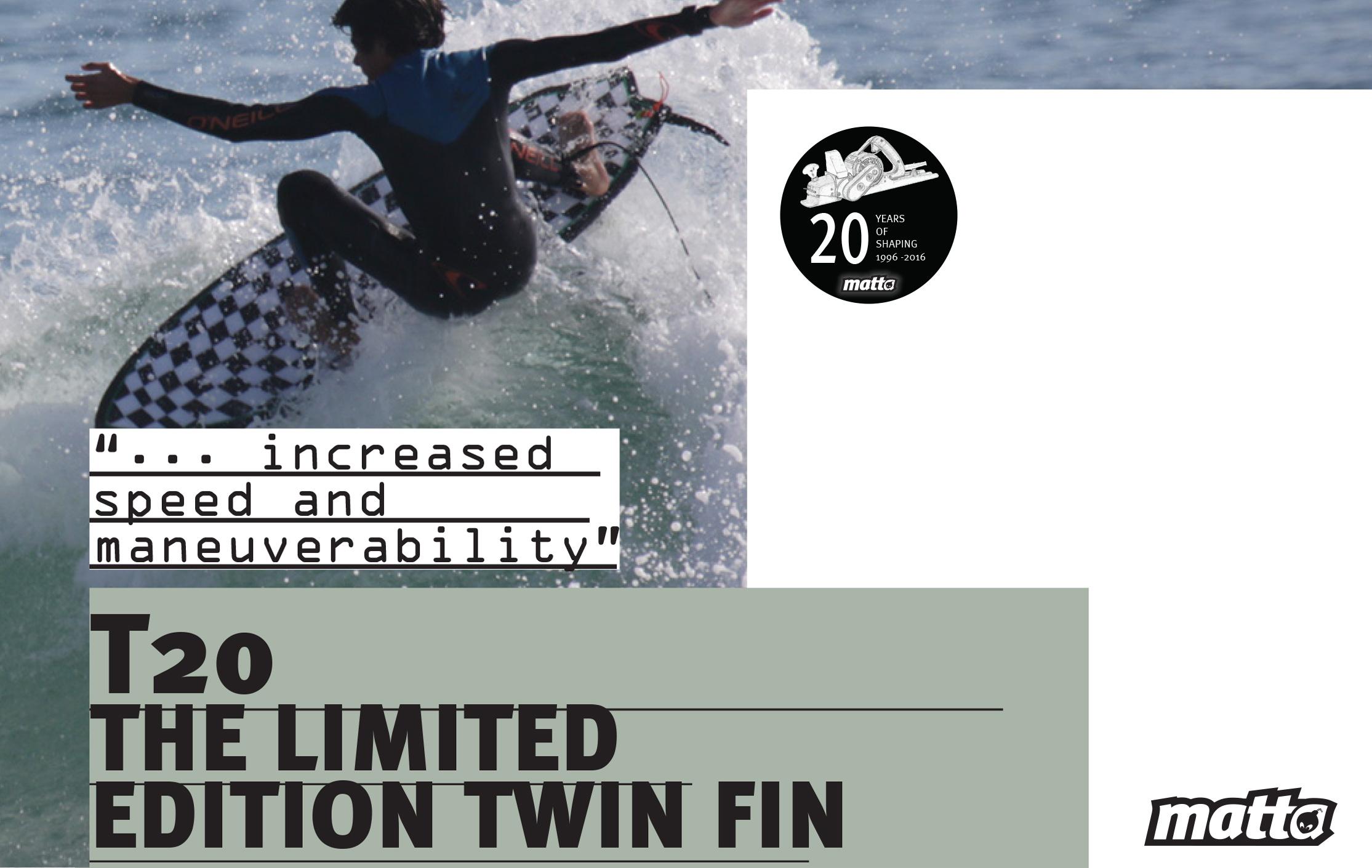 T20 MATTA SURFBOARDS