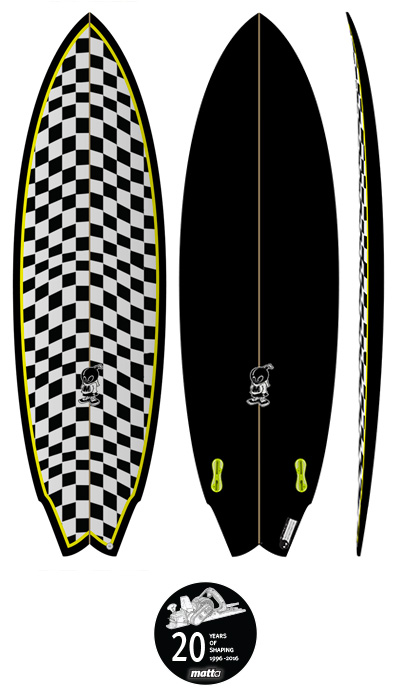 T20 MATTA SURFBOARDS