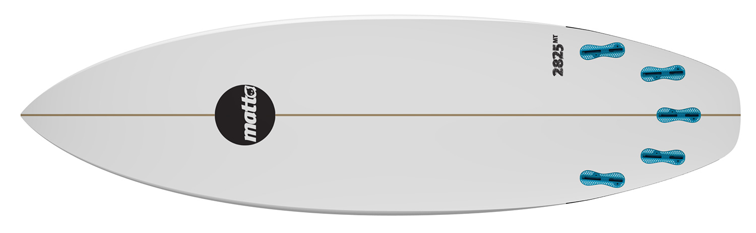 2825MT MATTA SURFBOARDS