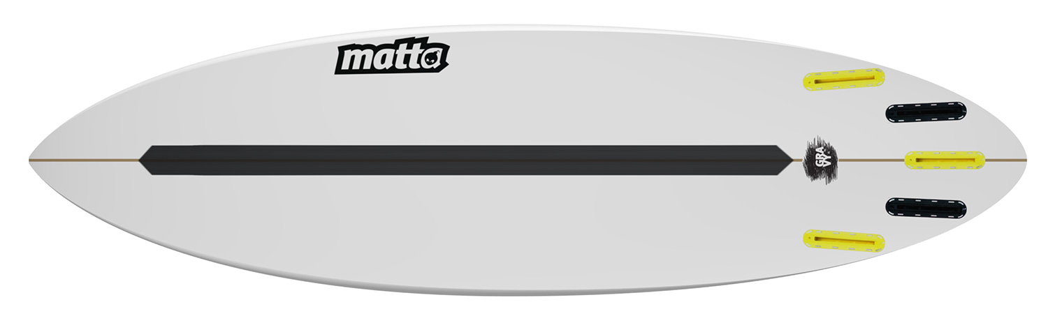 GRAVY MATTA SURFBOARDS