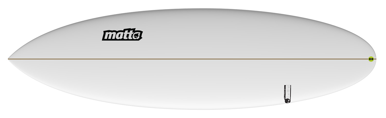 LEKKER ROUND MATTA SURFBOARDS