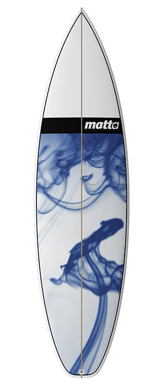 GRAPHIC MATTA #03 SEA