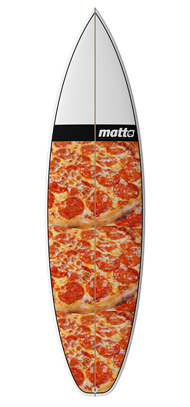 MATTA GRAPHIC #05 PIZZA