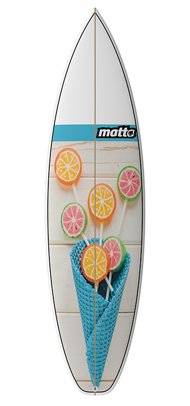 MATTA GRAPHIC #11 LOLLIPOPS