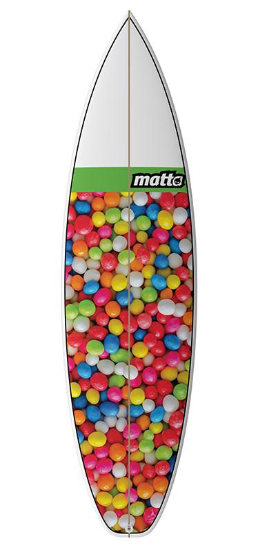 MATTA GRAPHIC #12 BALLS
