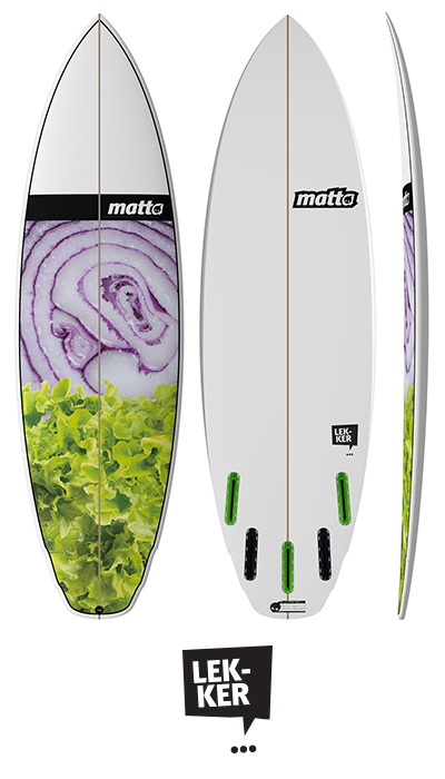 LEKKER MATTA SURFBOARDS