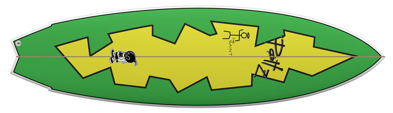 POTTZ SURFBOARDS BY MATTA