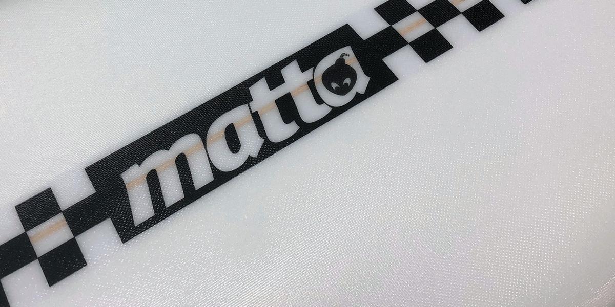MATTA MTT Striped Stringer