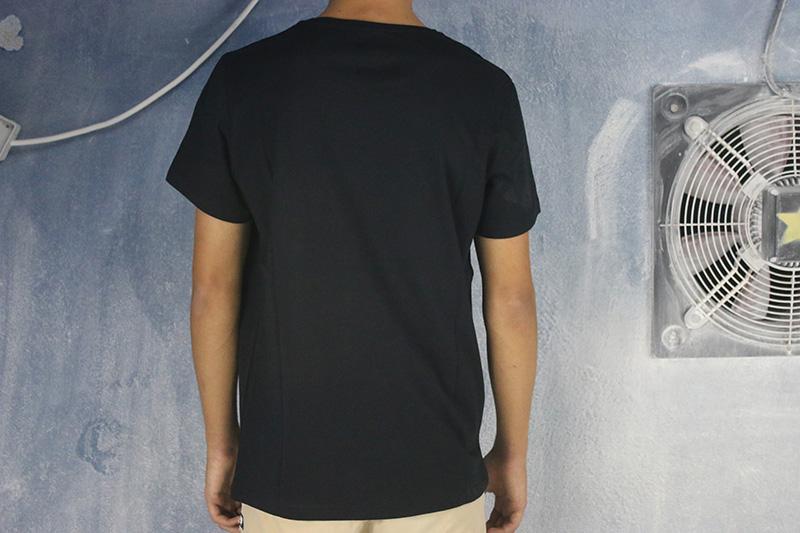 MATTAshapes Round Logo Tee Shirt Black