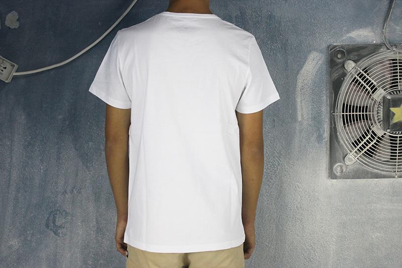 MATTAshapes Stripe Logo Tee Shirt Black