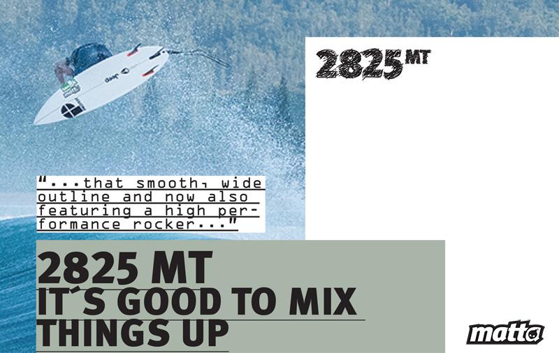 2825MT MATTA SURFBOARDS