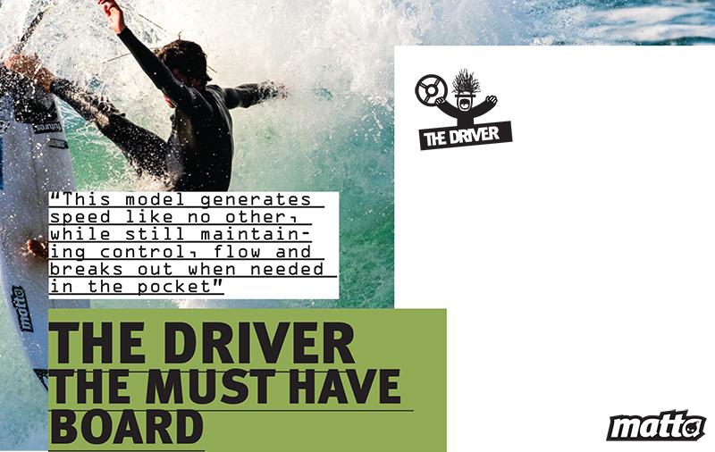 the driver by matta
