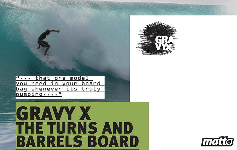 gravy x by matta